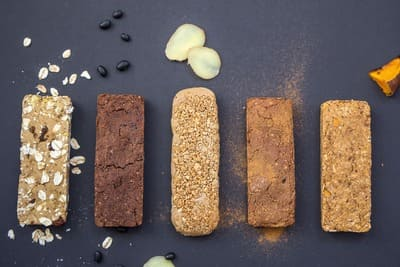 Vegan HCLF Proteinriegel selber machen Dankbars