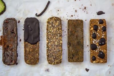 Vegane Superfood Proteinriegel selber machen Dankbars